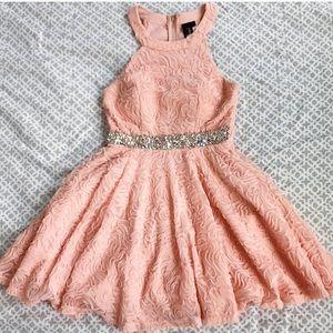 Dresses & Skirts - Pink A-line Formal Dress